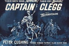 Captain Clegg (1962) - UK poster