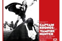 Captain Kronos, Vampire Hunter (1974) - US alt poster