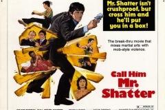 Shatter (1974) - landscape poster