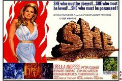 She (1965) - UK poster