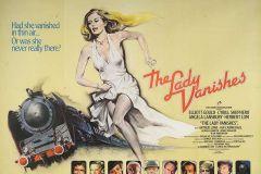 The Lady Vanishes (1979) - UK alt poster