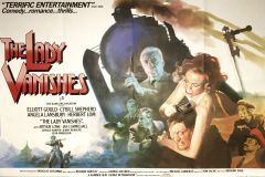 The Lady Vanishes (1979) - UK poster