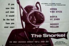 The Snorkel (1958) - UK poster