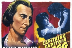 Captain Clegg (1962) - Belgian poster