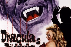 Dracula Has Risen From The Grave (1968) - German poster