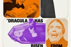 Dracula Has Risen From The Grave (1968) - US poster