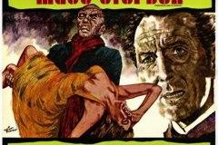 Frankenstein Must Be Destroyed (1969) - German poster