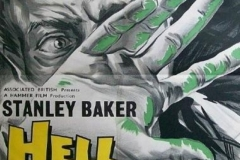 Hell is a City (1960) US poster