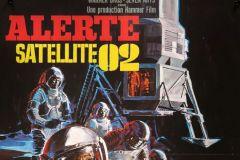Moon Zero Two (1969) - French poster