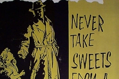 Never Take Sweets From a Stranger (1960) US poster