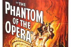 Phantom of the Opera (1962) - US poster