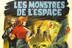 Quatermass and the Pit (1967) - French poster