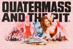 Quatermass and the Pit (1967) - Alt UK poster