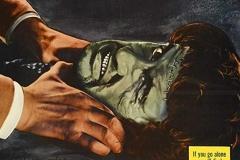 Revenge of Frankenstein (1958) - US poster