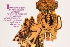 Slave Girls (1967) - US poster