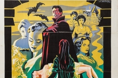 The Brides of Dracula (1960) Belgian poster