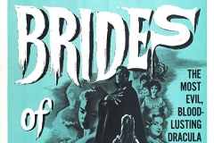 The Brides of Dracula (1960) US poster
