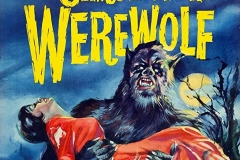The Curse of the Werewolf (1961) - US poster