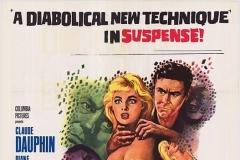 The Full Treatment (1960) - US poster B