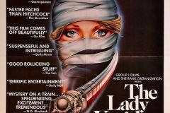 The Lady Vanishes (1979) - alt US poster