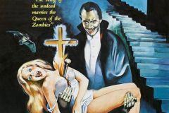 The Satanic Rites of Dracula (1973) - US poster