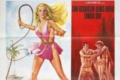 The Vengeance of She (1968) - Italian poster