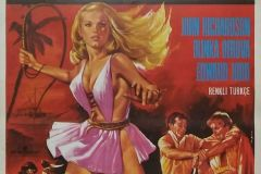 The Vengeance of She (1968) - Turkish poster