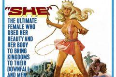 The Vengeance of She (1968) - US poster