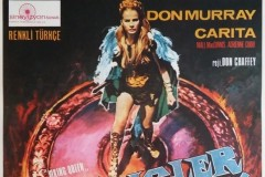 The Viking Queen (1967) - Turkish poster
