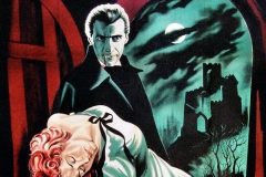 Dracula (1958) - French poster