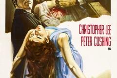 Dracula (1958) - Italian poster