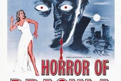 Dracula (1958) - US poster