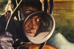 The Snorkel (1958) - Italian poster