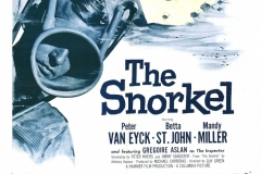 The Snorkel (1958) - US alt poster