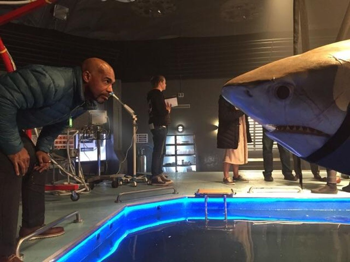 Deep Blue Sea 2 (2018) - Film Blitz