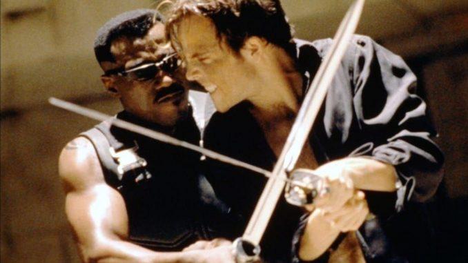 Blade (1998) - Film Blitz